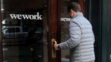 WeWork's financing lifeline hinges on SoftBank talks