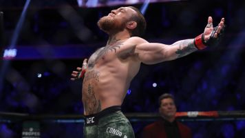 The Conor of old returns with authority