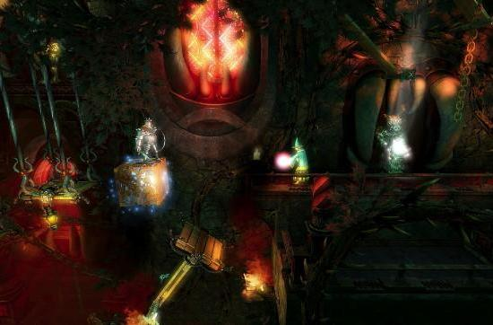 New Trine trailer focuses on physics-based co-op gameplay