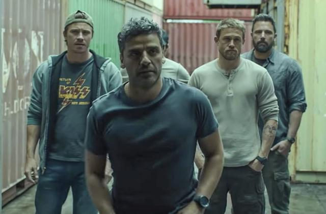 Netflix's star-studded 'Triple Frontier' arrives in March 2019