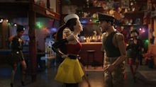 'Welcome To Marwen' stars Steve Carell and Leslie Mann on 'feeling like idiots' in mocap leotards