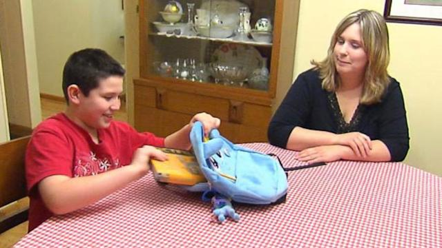9-Year-Old's 'My Little Pony' Backpack Banned by School