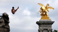 Paris turns into Olympic park as part of push to host 2024 Games