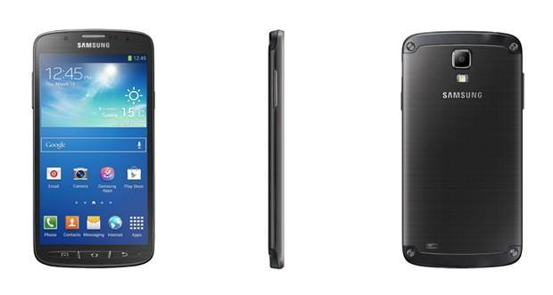Samsung Galaxy S 4 Active official: water-resistant, LTE-capable, coming to the US and Europe this summer