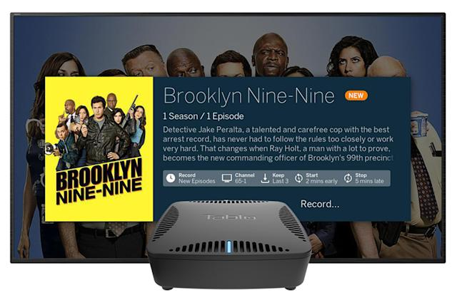 Tablo launches more affordable over-the-air DVR with cloud storage