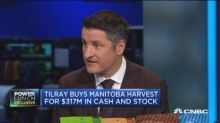 Watch CNBC's full interview with Tilray CEO Brendan Kennedy