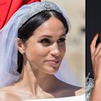 Katy Perry Critical of Meghan Markle's Gown