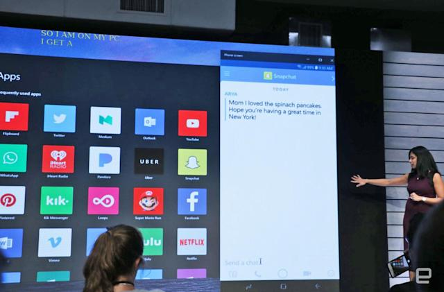 Windows 10 will soon mirror your Android phone screen on your PC