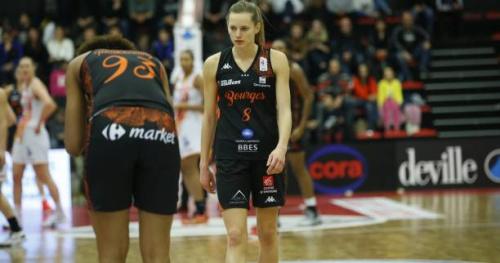 Basket - LFB - Plays-offs - Montpellier, Charleville-Mézières, Villeneuve d'Ascq et Bourges remportent leur quart de finale aller