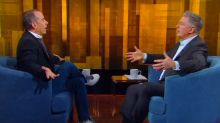 Jerry Seinfeld and Alec Baldwin have an honest conversation about #MeToo