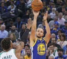 Stephen Curry aiming to tie this Kobe Bryant NBA record vs. Celtics