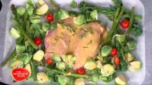 Jessica Sepel's One-Pan Honey Mustard Chicken