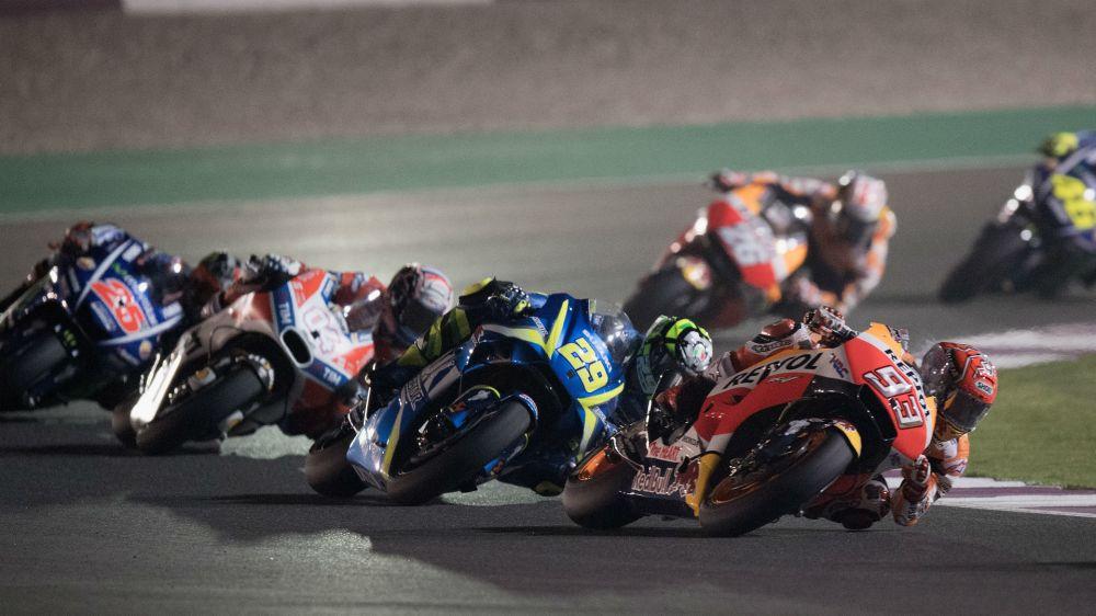 MotoGP scraps penalty points