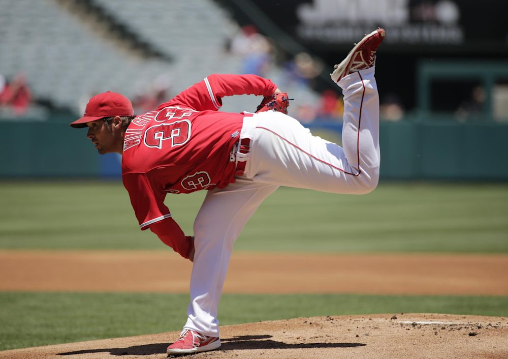 Angels P Wilson activated, will start vs Tampa Bay