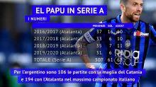 Infinito Papu Gomez, 300 in Serie A: numeri da vero top player