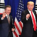 US President Trump to visit Seoul after letters with Kim