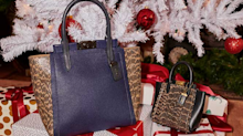 We've got an exclusive code to save $25 off your next order at Coach