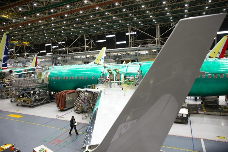 Major US manufacturers like Boeing have restarted production but the sector is far from back to normal