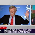 Impeachment trial outlook amid leaked Bolton claims