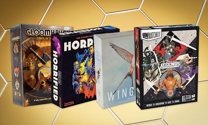 Holiday Gift Guide: Board games