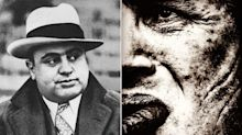 First look at Tom Hardy as Al Capone in 'Fonzo'