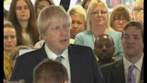 Boris Johnson: I've never been so worried by Labour
