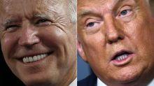 Biden mokiert sich vor Debatte über Anschuldigungen des Trump-Lagers