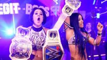 WWE Smackdown Results: Sasha Banks and Bayley Win Women's Tag Team Championship, Brawn Strowman Gets Tormented