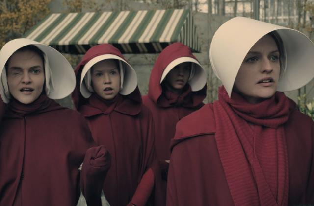 Hulu's 'The Handmaid's Tale' wins best TV drama at Golden Globes