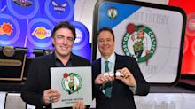 The Celtics won the 2017 NBA draft lottery, and the No. 1 pick in the 2017 draft
