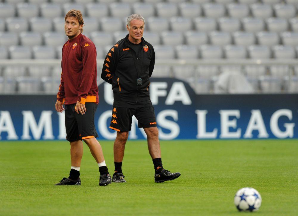 """Ranieri promette: """"Rispetto la Lazio, ma da romanista non la allenerei"""""""