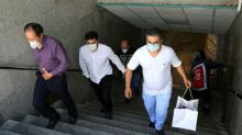 Iran reports record one-day virus toll of 235 dead