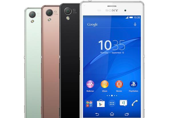 Sony announces its latest flagship smartphone, the Xperia Z3