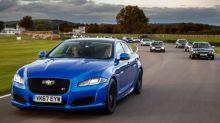 Jaguar will end production of the XJ sedan in July