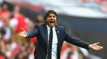 'Alexis Sanchez goal was clear handball' - Antonio Conte bemoans 'unlucky' Chelsea as Arsenal win FA Cup