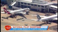 Global pilot shortage affecting Aussie skies