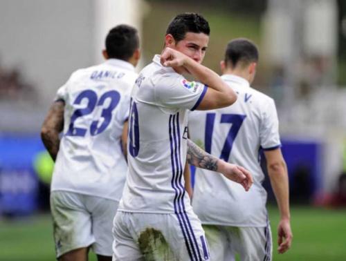 Zidane elogia postura do Real Madrid em goleada sobre o Eibar
