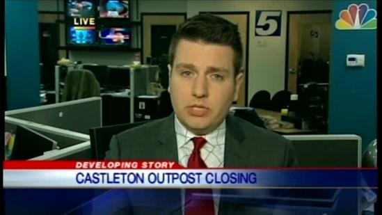 Castleton outpost to close; State police look to consolidate