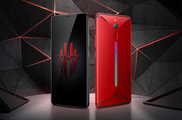 Nubia's latest gaming phone comes with up to 10GB of RAM