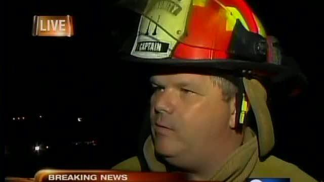 Plymouth fire