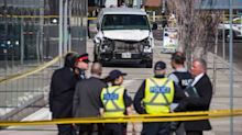 Van attack in Toronto leaves at least 10 dead
