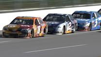 Toyota Highlights: Kyle Busch to the lead