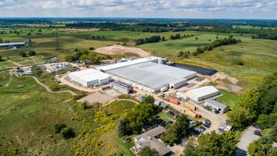 The Green Organic Dutchman Hosts Analyst Site Visit at Hamilton and Valleyfield Facilities