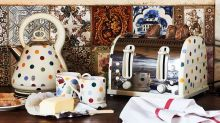 Emma Bridgewater x Russell Hobbs kettles and toasters go on sale today