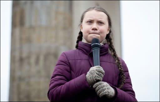 Greta Thunberg Früher