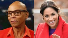 RuPaul Shuts Down Meghan Markle's Haters in Epic Rant