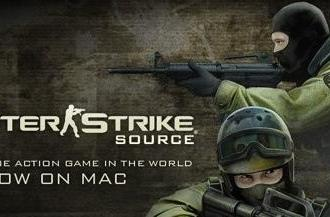 Counter-Strike Source out for Mac