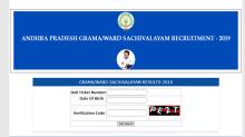 Andhra Pradesh Grama Sachivalayam results: Check qualifying marks, toppers names here