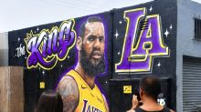 LeBron signs Lakers NBA deal for four years at $154 million