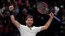 Dimitrov rejoint Goffin en finale des Masters